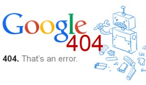 Fix 404 Errors with Google Webmaster Tools – Better Host Review