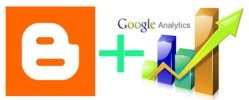Add Google Analytics to Blogger