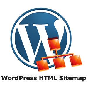how to create html sitemap for wordpress manually without plugin