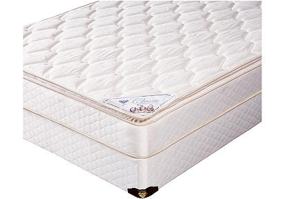 Spring Air Delray Beach Queen Mattress Set