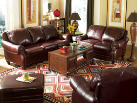 Related Projects Living Room Sets Family Decorating Ideas With Brown Leather Couch
