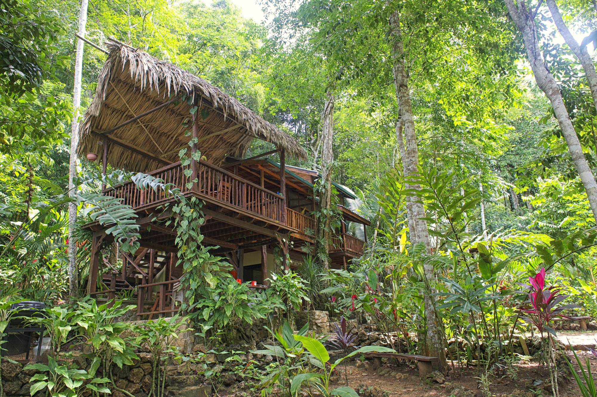 Better In Belize Ecovillage House For Sale The Toucan House