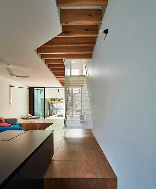 Austin Maynard Architects Mills House