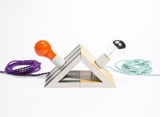 Fundamental Lamp by Brendan Timmins
