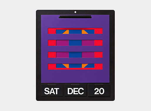 Perpetual Wall Calendar by Dan Reisinger