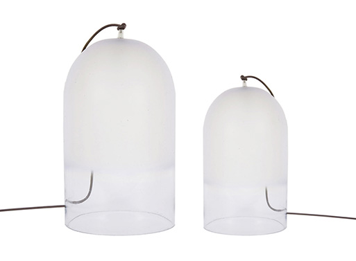 Dewy Floor & Table Lamp