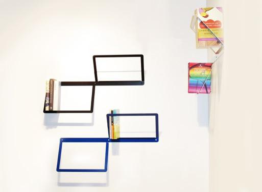 Duo Bookshelf colors