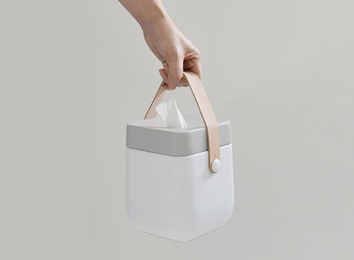Hako Portable Bath Tissue Holder