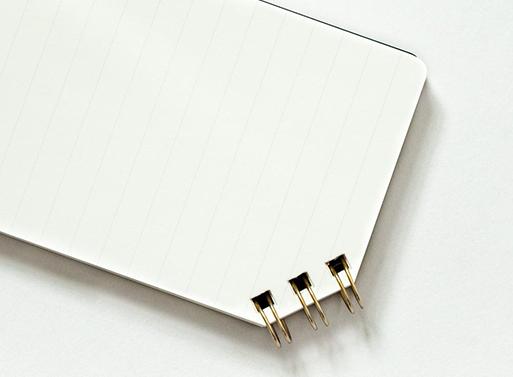 Inkaren Corner Ring Bound Notepad