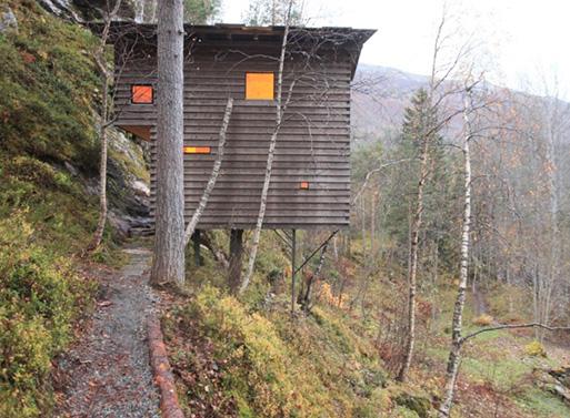 Juvet Landscape Hotel - Second phase