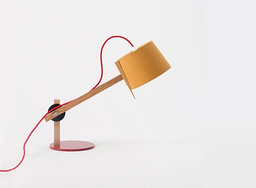 Make Your Own - Angle Lamp