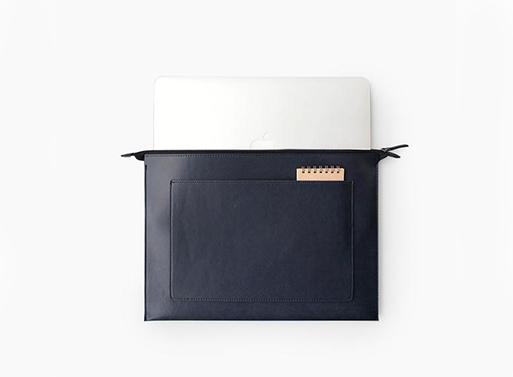 Minimalist Zip Folio