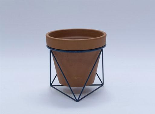 Octahedron Ring Planter