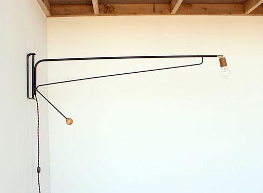 Otis 48 wall lamp