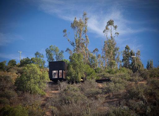 Pangal Cabin, EMa Arquitectos