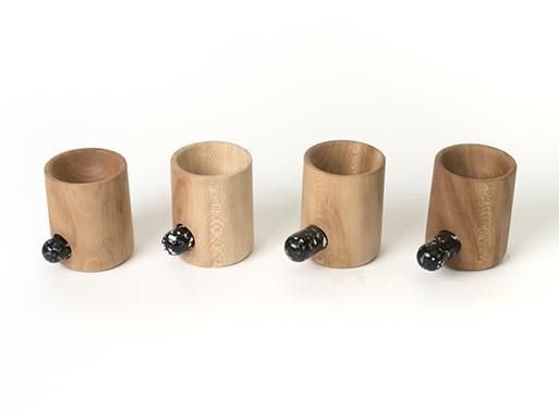 Nest Mortar and Pestle by Pat Kim