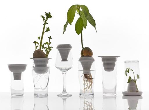 Plantation Porcelain Element