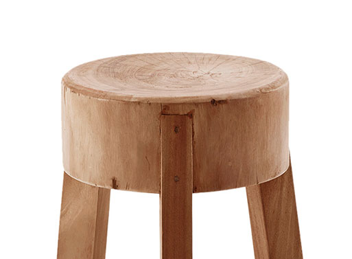 Roger Stool by Sika-Design