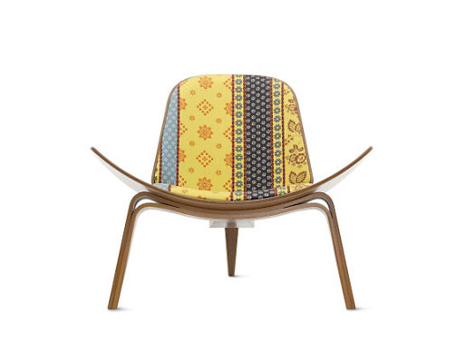 Shell Chair Maharam Fabric Furnishings Better Living