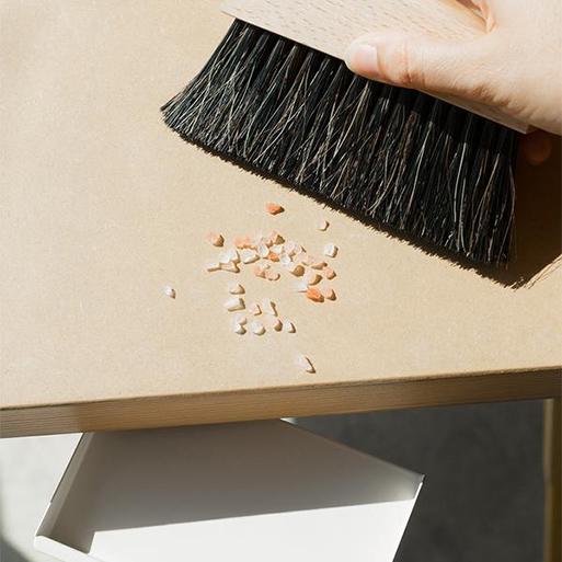 Andreé Jardin Mini Brush and Dustpan Set