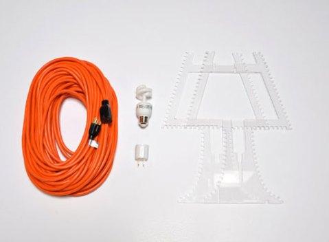 coil lamp 1