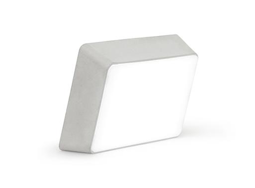 Concrete Brick Lamp by Hyfen
