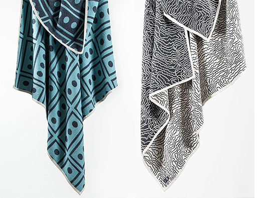 CoopDPS Japan and Earth Cotton Blankets
