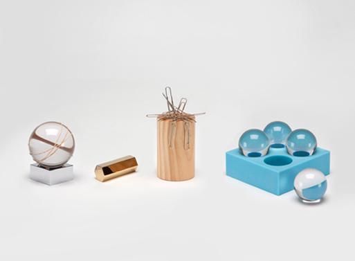 Daniel Emma Stationery Container