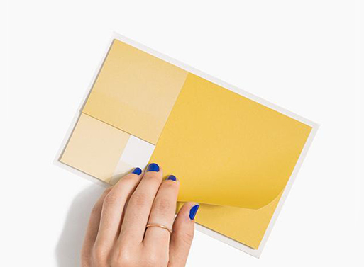 Golden Ratio Sticky Notes