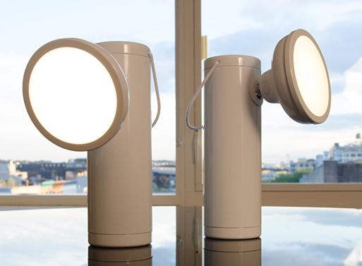 M Lamp