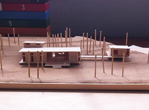hagar lake house model 1