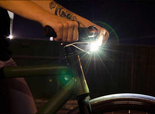 Sparse Fixed Cycling Lights