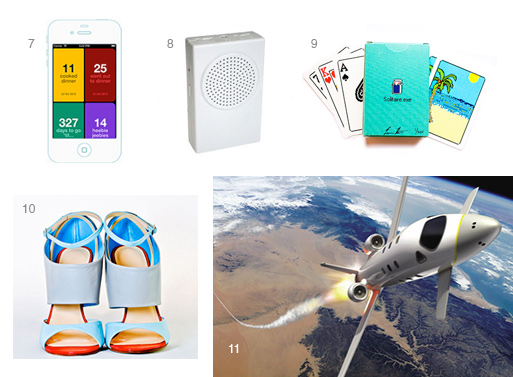 Stefan Boublil Gift Ideas 2012