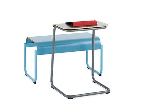 Knoll Toboggan Pull Up Table