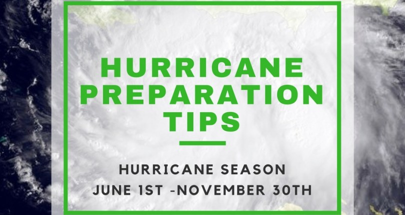 Hurricane Preparation Checklist | Bahamas Real Estate