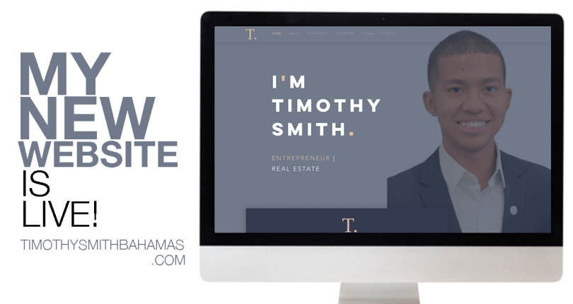 Congratulations BHGRE Sales Agent Timothy Smith! | Bahamas Real Estate
