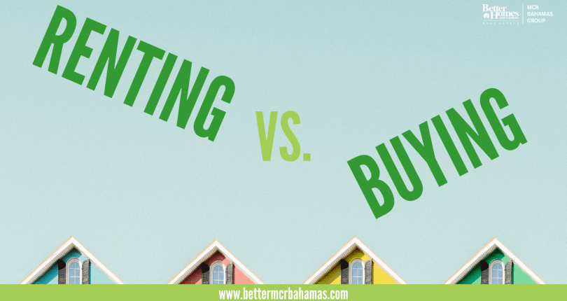 Buying A Home vs. Renting A Home | Which is best for you?