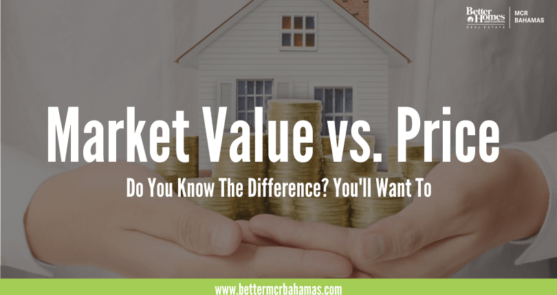 Market Value vs. Price – Do You Know The Difference? You'll Want To