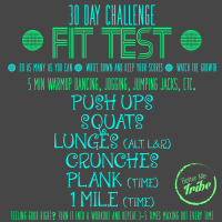 Fit Test Friday