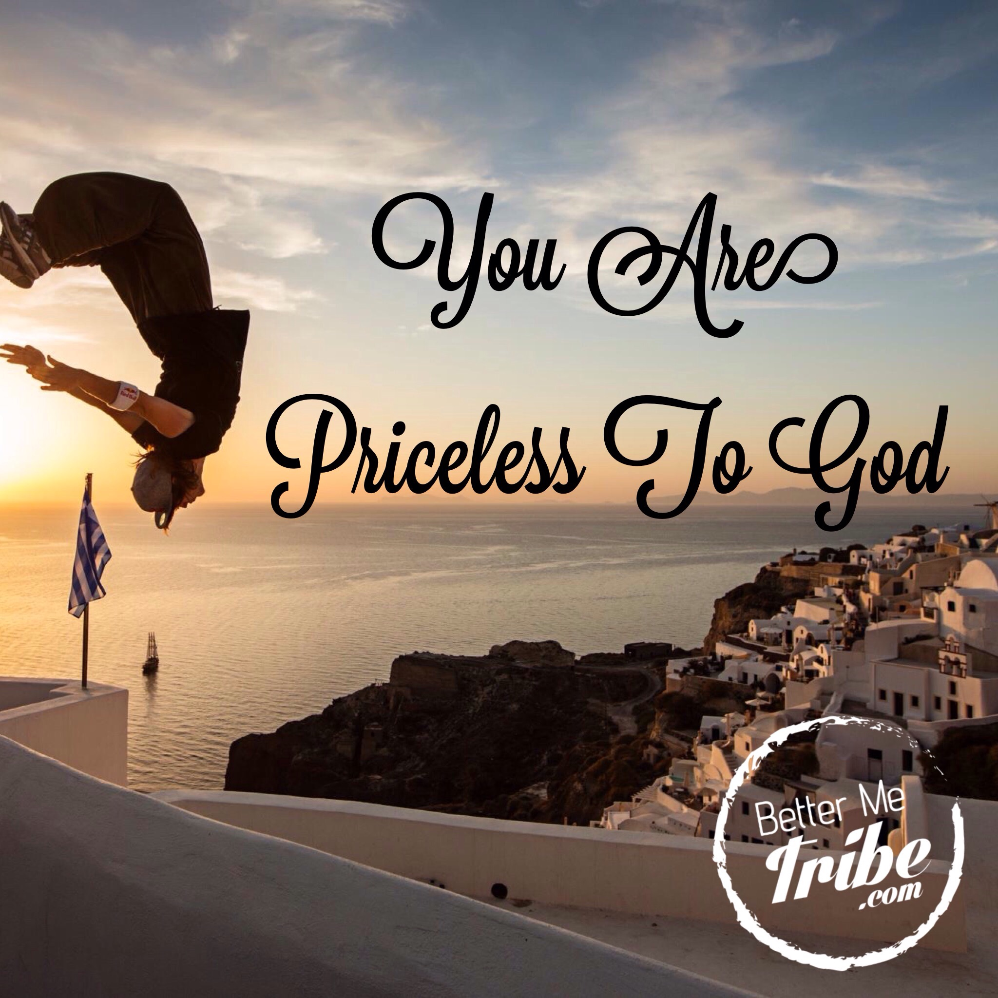 You are Priceless to God