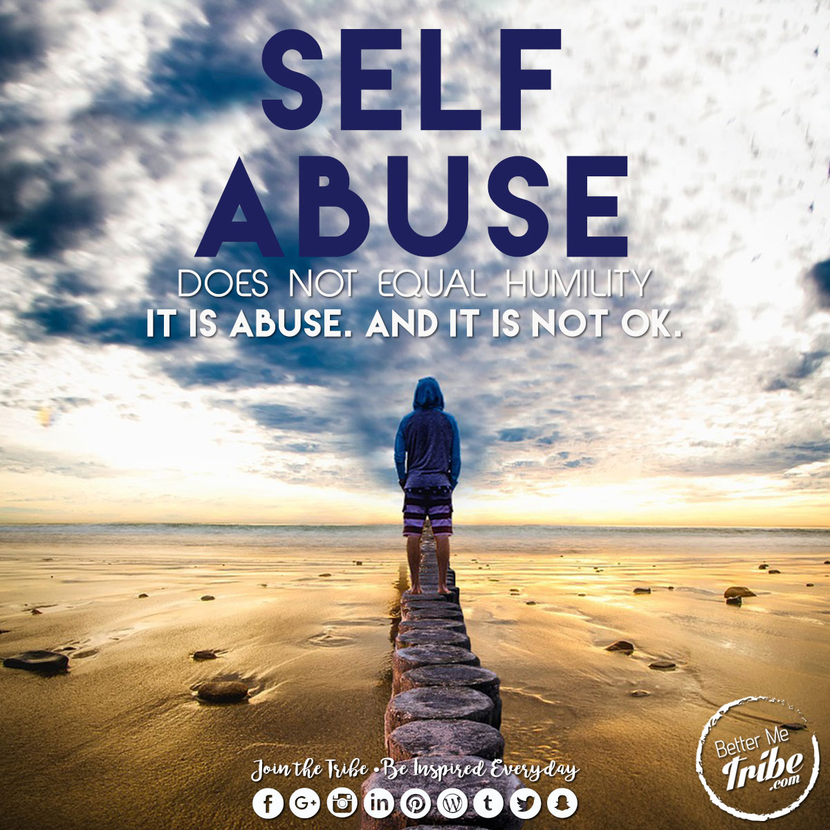 Self-Abuse is Just Abuse