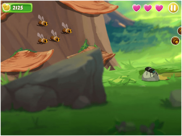 Bee Odyssey app