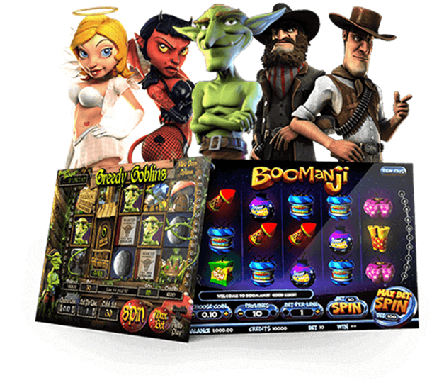 Slot games to play online at home