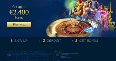 Europa Casino Canada