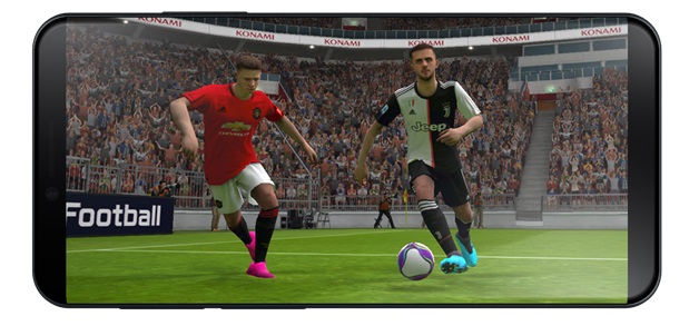 Features of Football PES2020 App