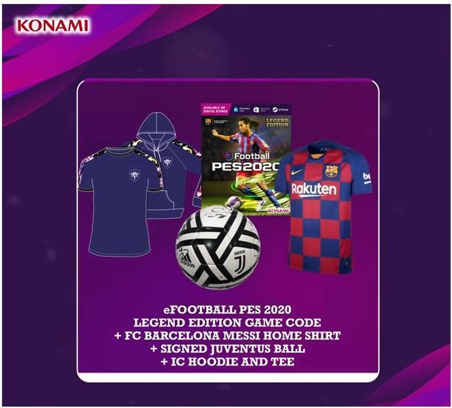 Football PES2020 Konami App