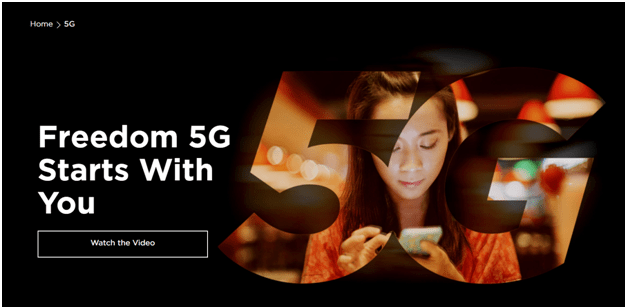 Freedom Mobile 5G Mobile Plans in Canada