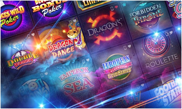 Games to play at Spin Casino Canada