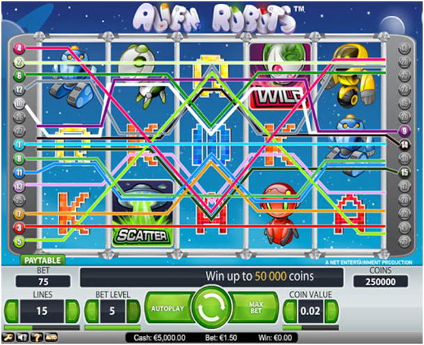 How to play 243 Ways Online Slots at mobile casinos?