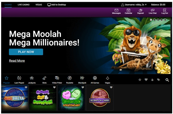 How to play Instant Scratchies at Jackpot City Casino with your mobile